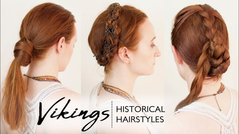 vikings hairstyles silvousplaits